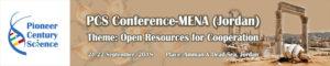2nd PCS Conference-MENA